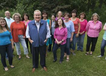 Visit Anchorage Convention sales staff