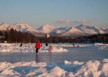 Adult & Children's Ski Lessons - Anchorage, Alaska