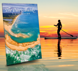 Stay in Touch with the OBX - Get your FREE 2018 Outer Banks Travel Guide Today!