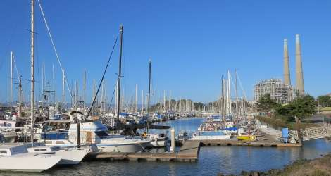Moss Landing Ca Hotels Beaches Restaurants