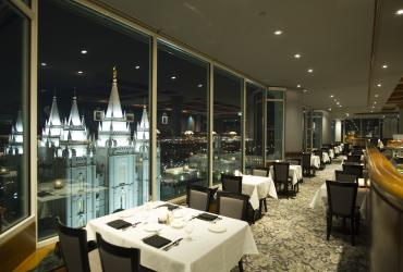 All You Need to Know About Dining at Temple Square