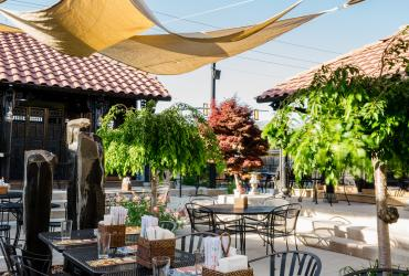 Salt Lake's Finest Patio Dining & Drinking