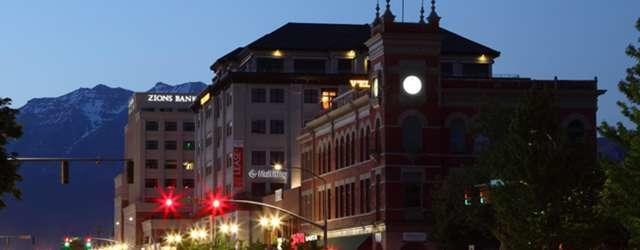 Downtown Provo Nightlife