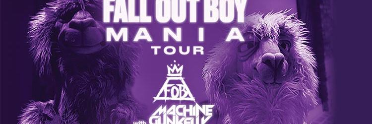 Fall Out Boy returns to SMG-managed Van Andel Arena® Sept. 6