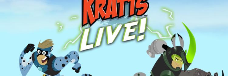 WILD KRATTS – LIVE! Comes to SMG-managed DeVos Performance Hall May 21