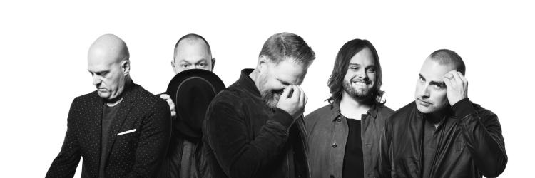 """MercyMe and Tenth Avenue North Live"" To Bring Award-Winning Lineup to SMG-managed Van Andel Arena® April 8; Tickets On Sale November 10"