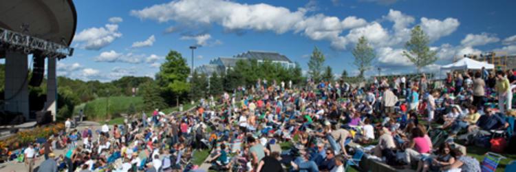 Outdoor Concert Series at Meijer Gardens