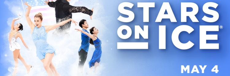 2018 Stars On Ice Tour will keep the Olympic flame burning when it visits SMG-managed Van Andel Arena® in Grand Rapids, MI on May 4
