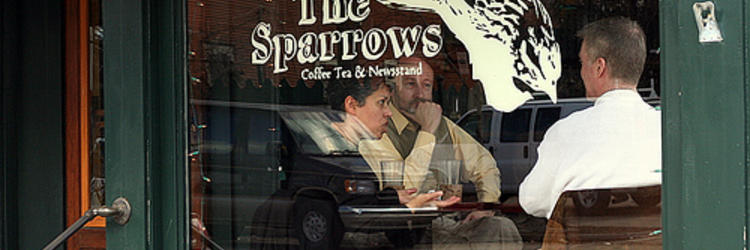 The Sparrows Coffee Shop