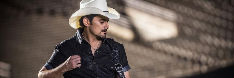 Brad Paisley announces extension of Weekend Warrior World Tour