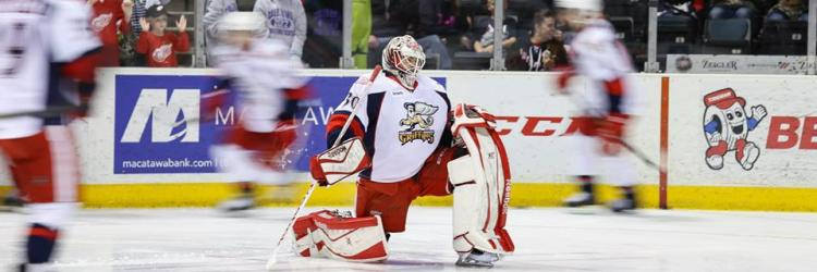 Grand Rapids Griffins Goalie