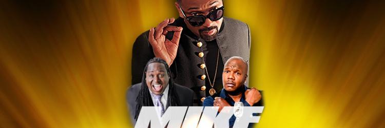 Comedian Mike Epps returns to SMG-managed Van Andel Arena® on November 10