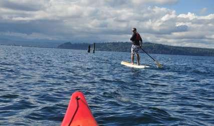Kayak and Paddleboard