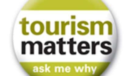 Tourism Matters button