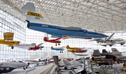 The Museum of Flight Great Gallery