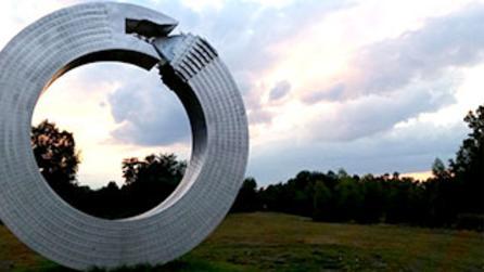 Omi International Art Center - The Fields Sculpture Park