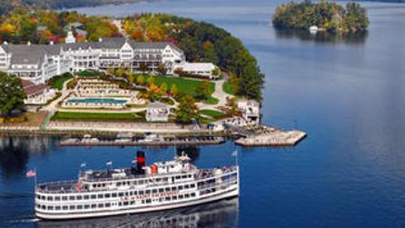 Lake George Steamboat - Photo Courtesy of Lake George Steamboat