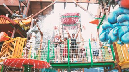 Six Flags Indoor Waterpark