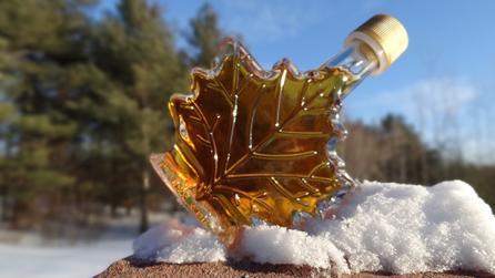 Maple Syrup Photo Courtesy of Adirondack Coast Visitors Bureau