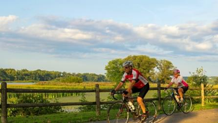 The Mohawk-Hudson Bikeway