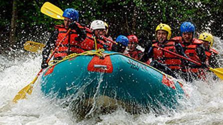 Rafting the Hudson River Gorge - Hudson River Rafting Company