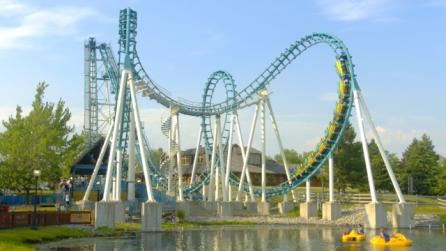 Best Roller Coasters in NY