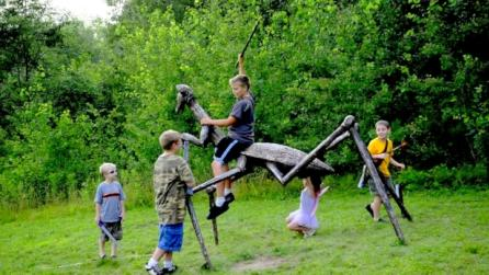 Griffis Sculpture Park - Photo Courtesy of Griffis Sculpture Park