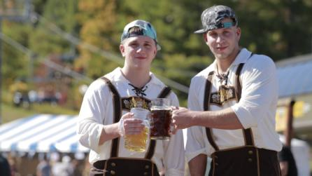 Oktoberfest at Hunter Mountain