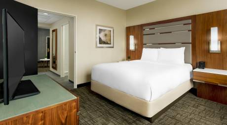Valley Forge Casino Resort Queen Suite