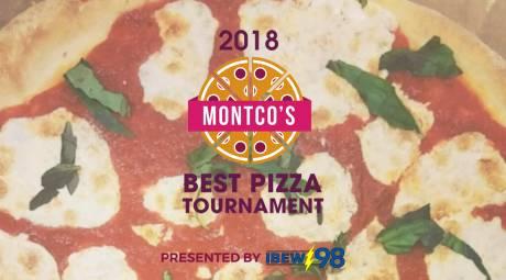 Montco's Best Pizza 2018