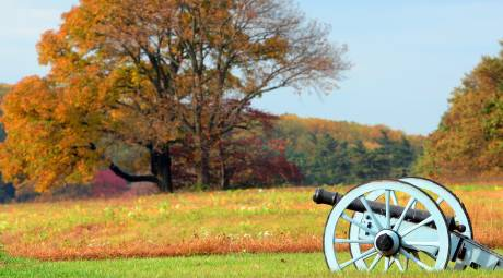 Valley Forge Park Fall Foliage Header