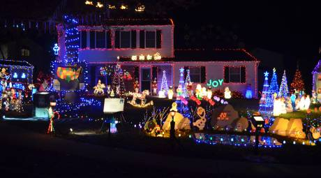 Harleysville Holiday Lights