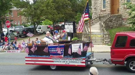 Norristown July 4 Parade