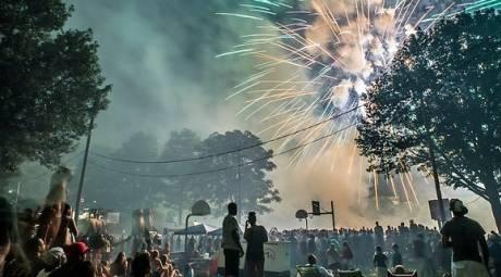 Conshohocken Fireworks