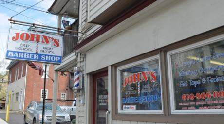 FATHERS DAY - JOHNS OLD SCHOOL BARBERSHOP