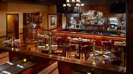 Black Powder Tavern Dining Room