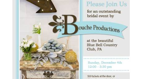 Blue Bell Country Club Bridal Show