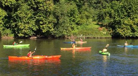 BRIDGEPORT PADDLE - SCHUYLKILL RIVER