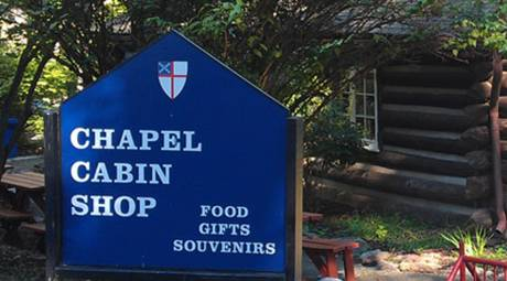 Chapel Cabin Shop