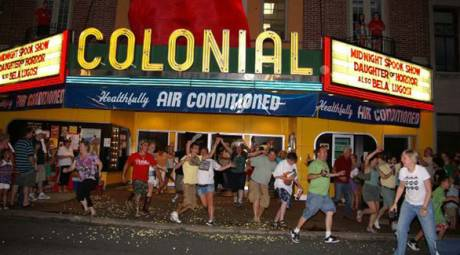 THEATERS - THE COLONIAL THEATRE