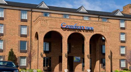 Green Lane Park - Comfort Inn & Suites - Pottstown