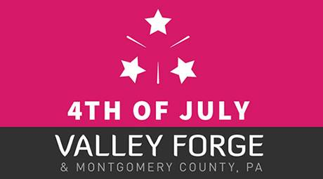 July 4th events in valley forge montgomery county pa for Craft shows in montgomery county pa