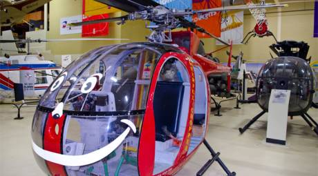 MUSEUMS - AMERICAN HELICOPTER MUSEUM & EDUCATION CENTER