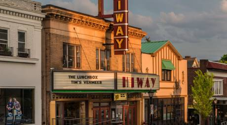 THE GOLDBERGS - HIWAY THEATER