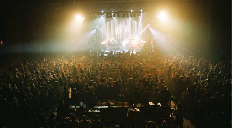 Indoor Winter Activities - Concert Hall