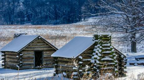 History - Muhlenberg Huts