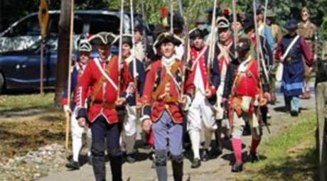 Paoli Battlefield Heritage Day