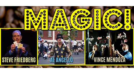 Magic Sunday in Phoenixville