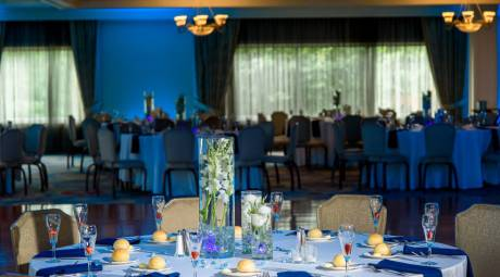 Pinecrest Country Club Ballroom