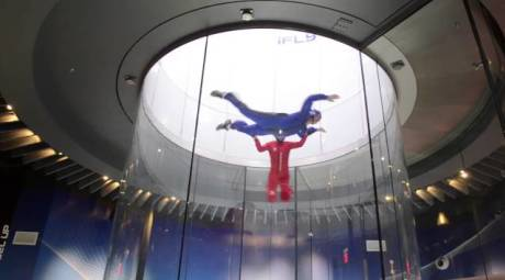 Video Thumbnail - youtube - IFly Indoor Skydiving King of Prussia